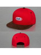 TrueSpin Snapback Caps Craft punainen