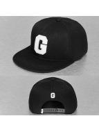 TrueSpin Snapback Caps G-ABC svart