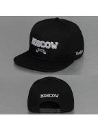 TrueSpin Snapback Caps Moscow City svart