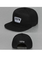 TrueSpin Snapback Caps Masterminded svart