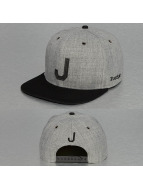 TrueSpin Snapback Caps ABC-J Wool szary
