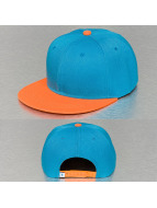 TrueSpin Snapback Caps 2 Tone turkusowy