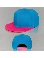 TrueSpin Snapback Caps 2 Tone tyrkysový