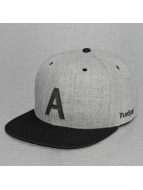 TrueSpin Snapback ABC-A Wool gris