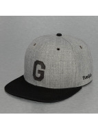 TrueSpin Snapback ABC-G Wool gris