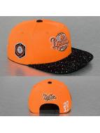 TrueSpin Snapback Baller orange
