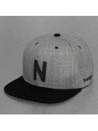 TrueSpin Snapbackkeps ABC-N Wool grå