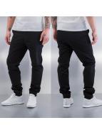 TrueSpin Spodnie wizytowe Basic czarny