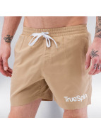 TrueSpin Swim shorts Swimming beige