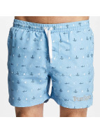TrueSpin Swim shorts Underwater Print blue