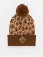 TrueSpin Talvipäähineet Cheetah ruskea