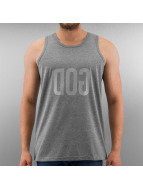 TrueSpin Tank Tops Mirrors DOG grau