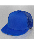 TrueSpin Trucker Cap Blank blau