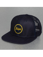 TrueSpin Trucker Cap Sailor Fully Mesh blau