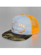 TrueSpin trucker cap Air Force geel