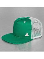 TrueSpin trucker cap 2 Tone Blank groen