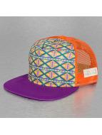 TrueSpin trucker cap Inka paars