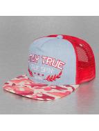 TrueSpin trucker cap Air Force rood