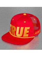 TrueSpin trucker cap True rood