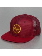TrueSpin trucker cap Sailor Fully Mesh rood