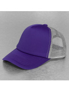 TrueSpin Trucker Cap 2 Tone Blank violet
