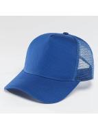 TrueSpin Trucker Caps Blank blå