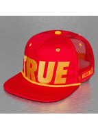 TrueSpin Trucker True rouge