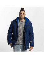 TrueSpin Fishtail Jacket Navy