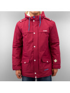 TrueSpin winterjas Fishtail rood