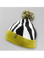 TrueSpin Wintermütze Original Zebra grün