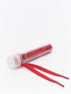 Tubelaces Accessoire chaussures Flat Laces rouge