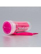 Tubelaces Accessori scarpe Pad Laces 130cm rosa