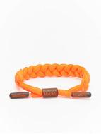 Tubelaces Armbånd TubeBlet orange