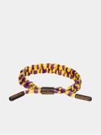 Tubelaces armband TubeBlet paars