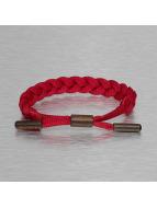 Tubelaces armband  rood