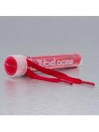 Tubelaces Kengännauhat Flat Laces 90cm punainen