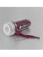 Tubelaces Kengännauhat Rope Solid punainen