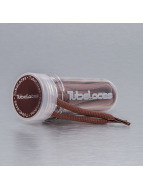 Tubelaces Shoe accessorie Pad Laces 130cm brown