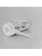Tubelaces Veter Rope Solid grijs