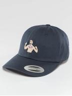 TurnUP Snapback Cap Mac blau