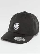 TurnUP snapback cap Fckboi zwart