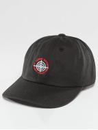 TurnUP Snapback Caps Trust čern