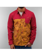 Two Angle overhemd Yoldie rood