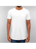 Two Angle T-Shirt Montaly blanc
