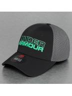 Under Armour Бейсболкa Flexfit Logo черный