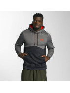 Under Armour Bluzy z kapturem Storm Armour Fleece Icon Twist czarny