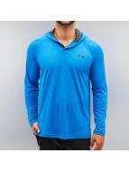 Under Armour Bluzy z kapturem Tech Popover niebieski