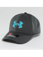 Under Armour Casquette Flex Fitted Blitzing II gris