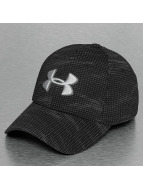 Under Armour Flexfitted Cap Blitzing schwarz
