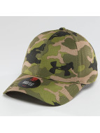 Under Armour Flexfitted Cap AirVent verde